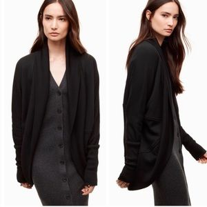 Wilfred Slouchy Didrot Sweater Cardigan